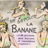 Un article coquin qui vous donnera la banane !
