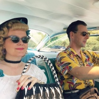 Rencontre avec Lost in the 50´s, un couple hors du commun