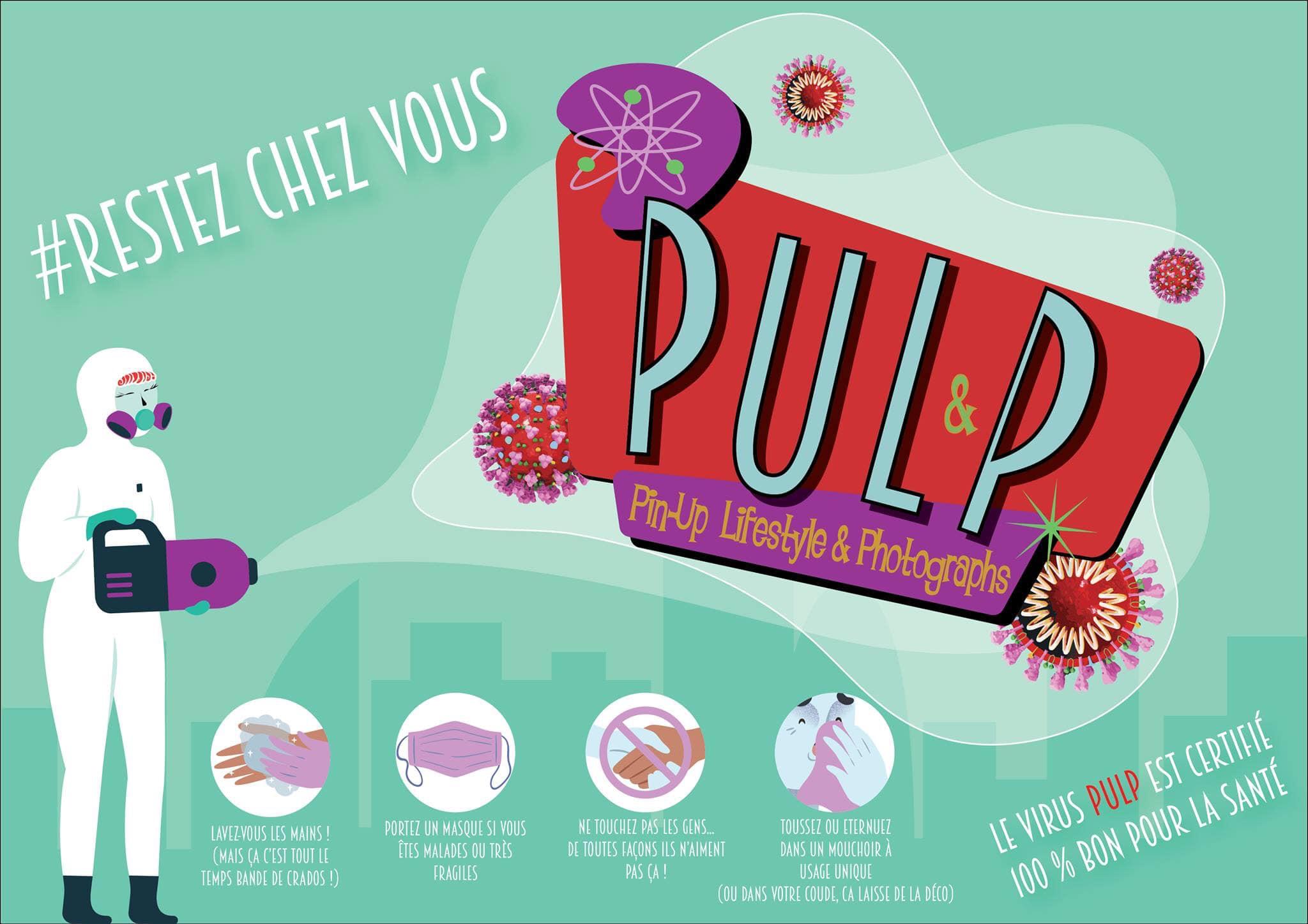 virus pulp