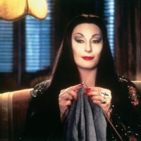 Morticia Addams une glamour ghoul mythique