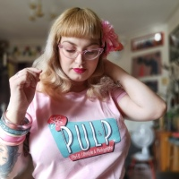Pin Up en t-shirt