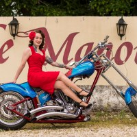 Cinq questions à Emmanuelle De Oliveira, Miss Pin-Up Bourgogne-Franche-Comté 2020