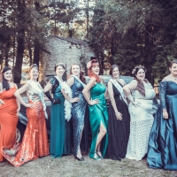L'élection de Miss Pin-up Pays de Loire 2020
