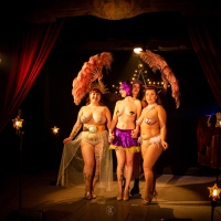 Lydie Cherry et le Burlesque Freaky Follies